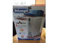 Delonghi Electric Oil filled Radiator