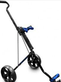 LONGRIDGE Deluxe Junior Golf Trolley - Brand New