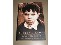Angela's Ashes A Memoir of a Childhood by Frank McCourt Paperback As Good As New