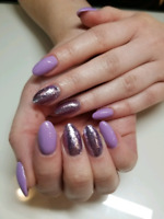 Gel Nails $40 full set/$30 fills *no tax*