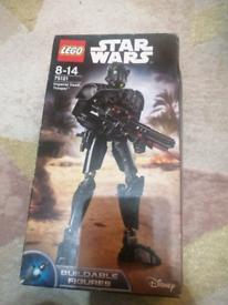 Star wars Lego figure - Imperial Death Trooper