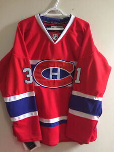 Carey Price Jersey Montreal Canadiens Sewn on numbers letters