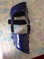 Left knee brace