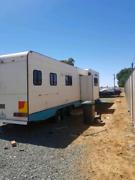 42ft caravan Numurkah Moira Area Preview