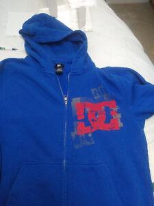 DC zip up hoodie