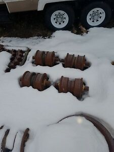 Rollers, Idlers, Sprockets for D8R Dozer
