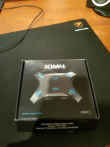 Xim4 mouse and keyboard adapter for consoles