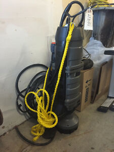 E One Grinder Pump for Septic System