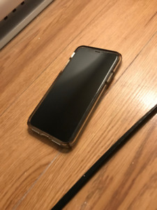 iPhone X 64 gb - Black