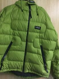 Rab jacket for sale