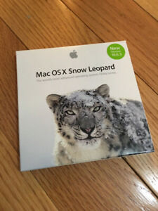 Mac OS X Snow Leopard 10.6.3