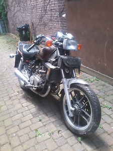 Motor cycle for sale no keys 800$