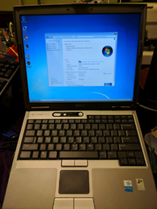 Dell latitude d610 laptop