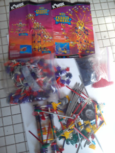 K'nex Lot of parts and pieces