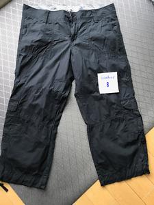 Capris 8, 10, short 10, 12 et jeans 31....