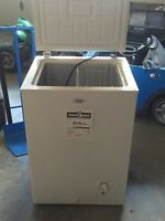 Master Chef 3.5 cubic foot Freezer