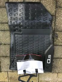 Genuine Audi Q5 Winter Mats