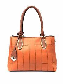 Womens Ladies Designer Fashion Tote Bag Stylish Shoulder Handbag - New Style