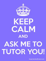 Tutoring Services for Science, English & Math