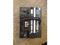 Heavy duty battery £15 ONO