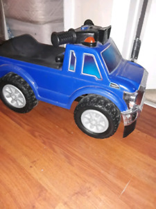 Children's Ford truck ride on toy