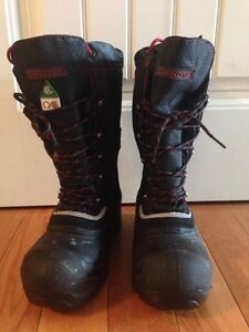 Womens winter work boots size 7 Strathcona County Edmonton Area image 1