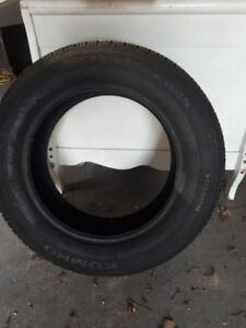 Tires for trade or sale