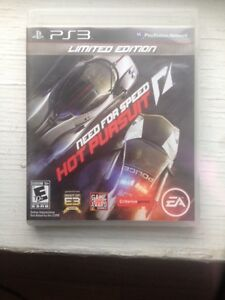 Need for speed Hot pursuit for PS3 $10