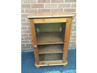 Pine tv/entertainment cabinet