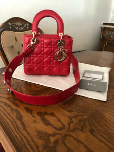 100% authentic Lady Dior bag
