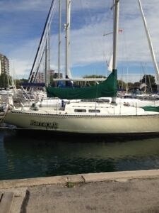 Great Sailboat needs a new home