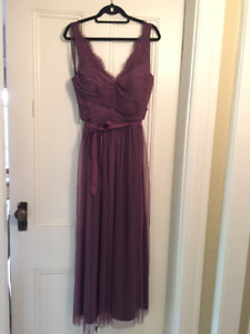 BHLDN Bridesmaid (Prom) Dress