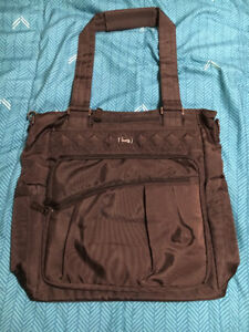Black Lug Ace tote - new with tags
