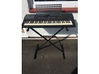 Yamaha PSR400 keyboard in full working order (retails at £350 online now) £60 ono