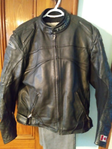 Motorcycle jacket & pants