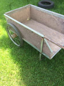 Yard garden cart-Moving must sell