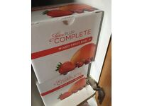 Juice plus shakes and bars rrp over £500