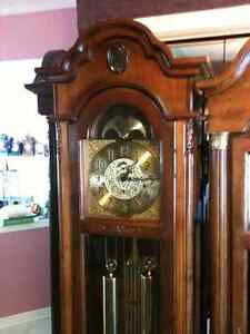 Cable Drive Grandfather Clock