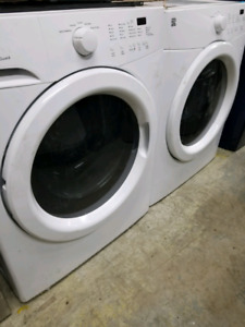 KENMORE STACKABLE WASHER & GAS DRYER