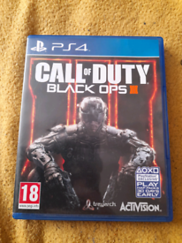 Call Of Duty Black Ops III PS4 PS5