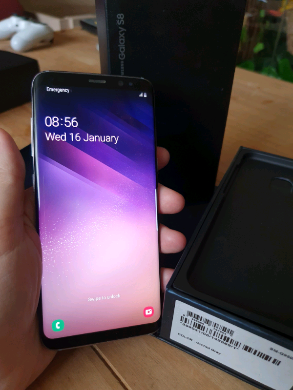 Samsung Galaxy s8 | in Stockport, Manchester | Gumtree