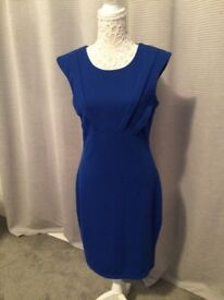 Blue Jane Norman Dress