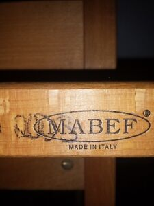 3 CHEVALETS MABEF (made in Italy) aux artistes-peintres