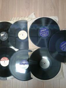 7VINTAGE   78  RPM   RECORDS