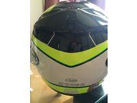 Arai helmet (M)