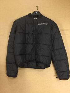 BOMBARDIER FALL QUILTED JACKET 50% OFF