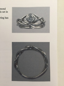 Stolen Diamond Ring (ALERT, Reward $)