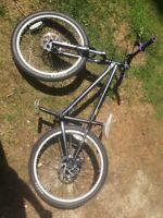 Bike dirt jumper