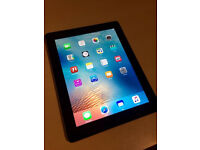 iPad 4 4th generation 32GB Black MD511B/A - Please Read