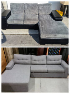 2 Great Sectional Sofa's